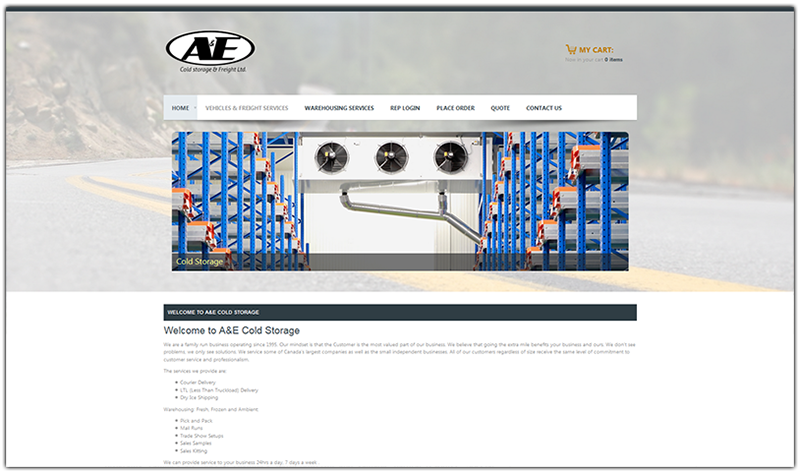 A&E Cold Storage
