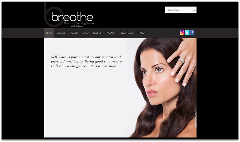 Breathe Skin Care Guelph