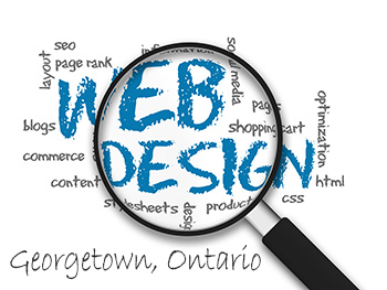 Georgetown Ontario Website Design
