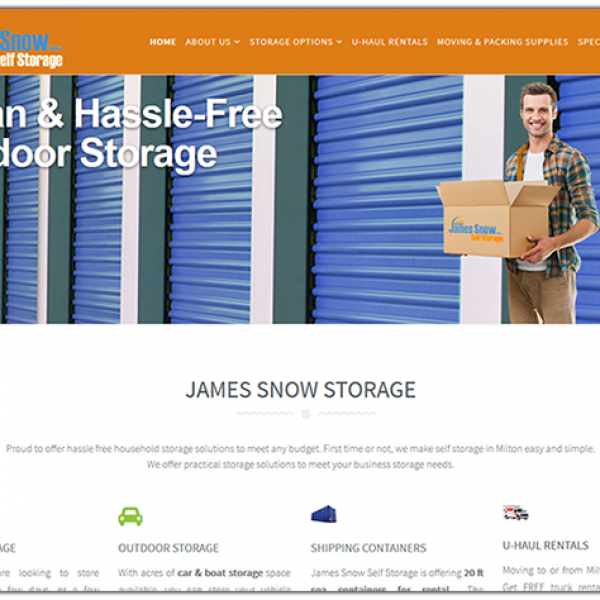 James Snow Self Storage